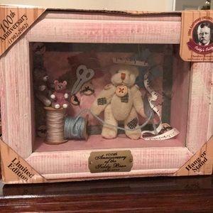 Teddy Bear T Roosevelt 100 yr Anniv